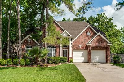 Tomball Single Family Home For Sale: 8918 Forest Creek Drive