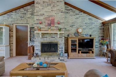 Single Family Home For Sale: 13242 Snow Lane