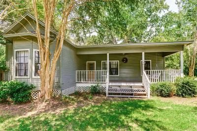 Single Family Home For Sale: 291 County Road 2237