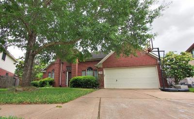 Cinco Ranch Single Family Home For Sale: 20339 Memorial Pass Dr