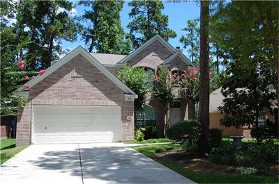 The Woodlands TX Single Family Home For Sale: $239,900