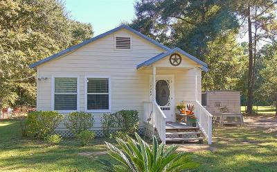 Single Family Home Pending Continue to Show: 14389 Bimbo Lane