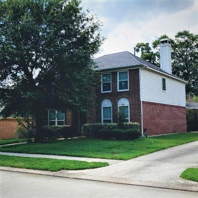 Spring Single Family Home For Sale: 1106 Brannon Park Lane