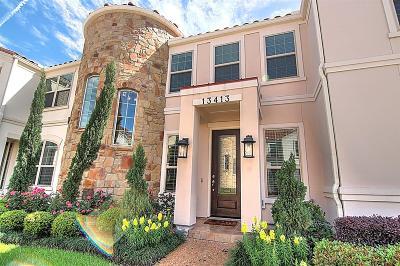 Houston Single Family Home For Sale: 13413 Preston Cliff Court