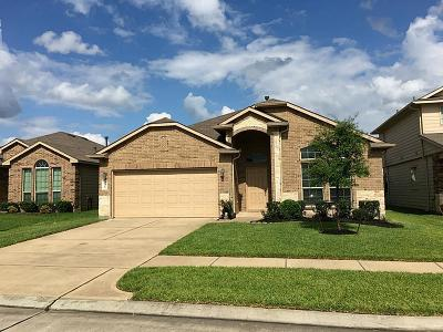 Tomball Single Family Home For Sale: 25418 Saddlebrook Champion Way