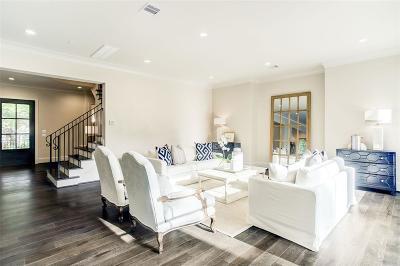 Houston Single Family Home For Sale: 13131 Hermitage Lane