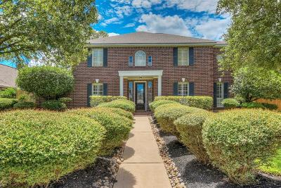Tomball Single Family Home For Sale: 8835 Rayford Road