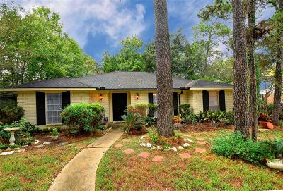Single Family Home For Sale: 7411 Antoine Drive