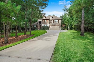 Montgomery Single Family Home For Sale: 8936 Stone Oak Drive