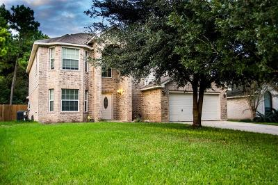 Montgomery Single Family Home For Sale: 12126 Brightwood Drive
