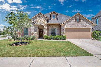 Fulshear Single Family Home For Sale: 4722 Trickle Creek Court