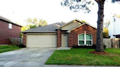 Seabrook Single Family Home For Sale: 4305 Kingfish Drive