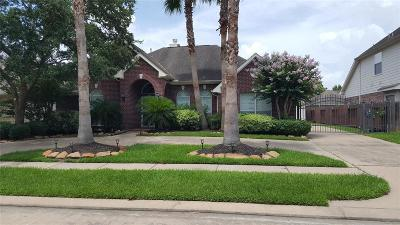 Single Family Home For Sale: 15822 Sweetrose Place