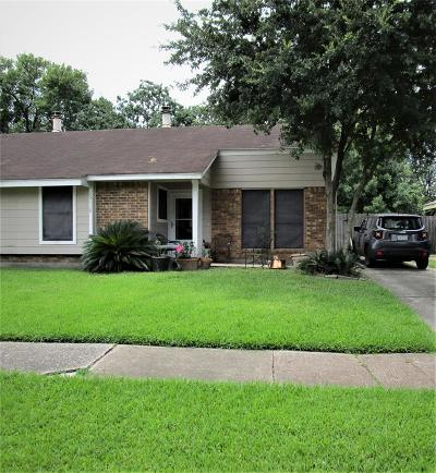 Channelview Single Family Home For Sale: 15118 Sheffield Terrace