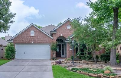 The Woodlands Single Family Home For Sale: 50 Camber Pine