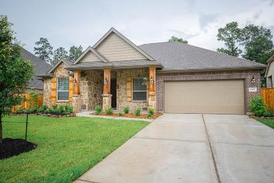 New Caney Single Family Home For Sale: 23447 Elmwood Bend Lane