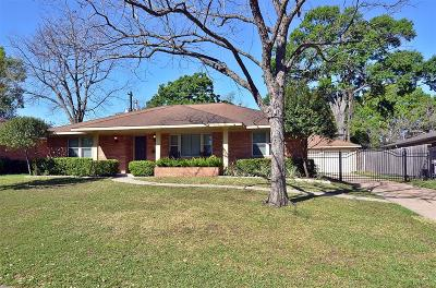 Harris County Single Family Home For Sale: 1815 Sea Queen Court