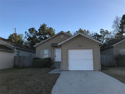 Houston Single Family Home For Sale: 11962 Greensbrook Forest Drive