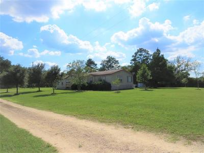 Plantersville Single Family Home For Sale: 14312 Highway 105 E