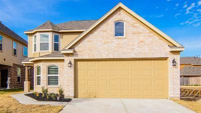 Katy Single Family Home For Sale: 3318 Madison Elm