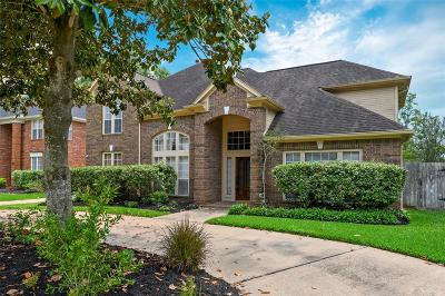 Richmond Single Family Home For Sale: 1631 Pecan Crossing Drive
