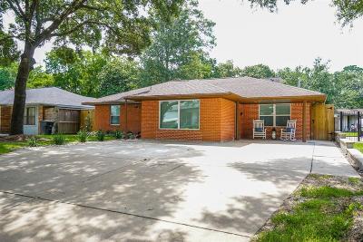 Oak Forest Single Family Home For Sale: 2323 Gardenia Drive