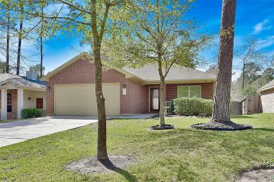 Montgomery Single Family Home For Sale: 3231 Willowbend Road