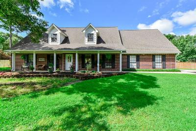 Magnolia Single Family Home For Sale: 14626 Timbergreen Drive
