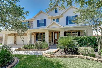 Spring Single Family Home For Sale: 3102 Vincent Crossing Drive