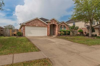 League City Single Family Home For Sale: 415 Magnolia Estates Drive