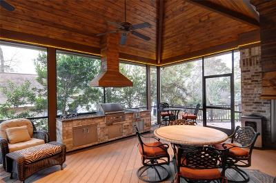 Montgomery Single Family Home For Sale: 100 Greenbriar Drive