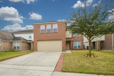 Harris County Single Family Home For Sale: 2811 Magnolia Hill Trail