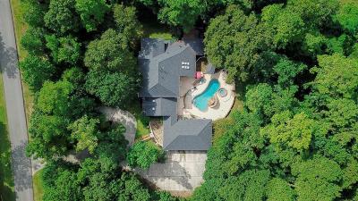 Magnolia Single Family Home For Sale: 14810 Wildwood Circle