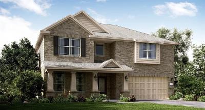 Crosby Single Family Home For Sale: 630 Companion Drive