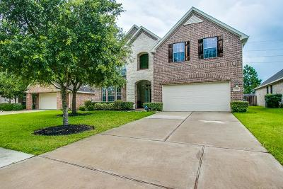 Humble Single Family Home For Sale: 17318 Shiloh Valley