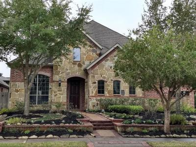 Sugar Land Single Family Home For Sale: 7418 Althea Court