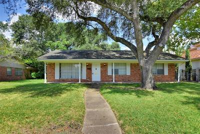 Houston Single Family Home For Sale: 5106 S Beechnut Street