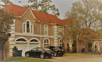Houston Single Family Home For Sale: 402 Tealmeadow Court