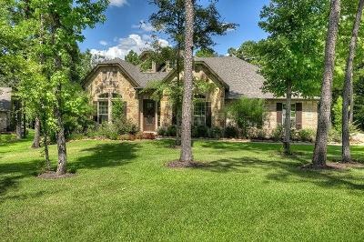 Conroe Single Family Home For Sale: 9638 Longmire Creek Way