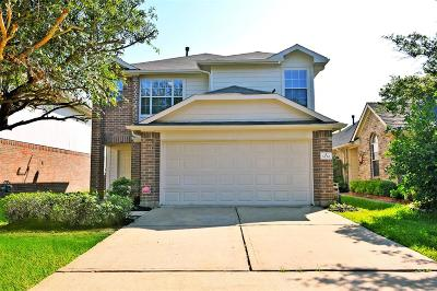 Katy Single Family Home For Sale: 6734 Highwind Bend Lane