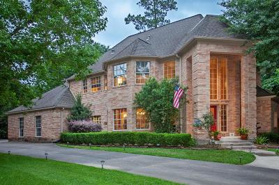 The Woodlands Single Family Home For Sale: 22 Forge Hill Place