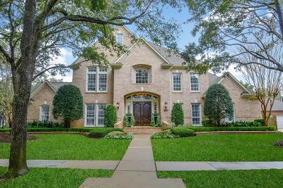 Sugar Land Single Family Home For Sale: 3107 Oakmont Drive