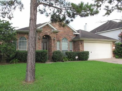 Pearland Single Family Home For Sale: 2603 Easton Springs Court