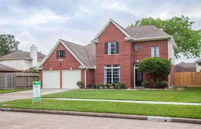 La Porte Single Family Home For Sale: 3606 Gladwyne Lane