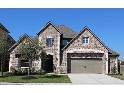 Cypress TX Single Family Home For Sale: $452,321
