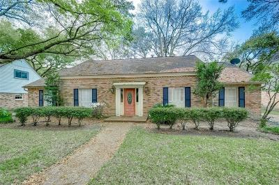 Houston Single Family Home For Sale: 14823 Chadbourne Drive