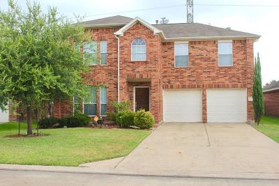 Houston TX Single Family Home For Sale: $210,000