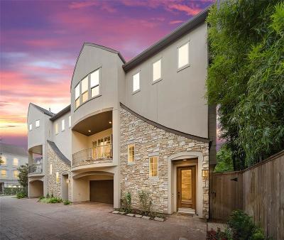 Houston Single Family Home For Sale: 4004 Feagan Street #C