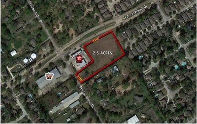 Spring Residential Lots & Land For Sale: 3211 Cypresswood Drive