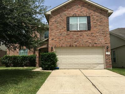 Katy TX Single Family Home For Sale: $269,500